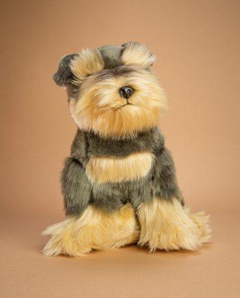 Schnauzer soft toy dog gift - Send a Cuddly
