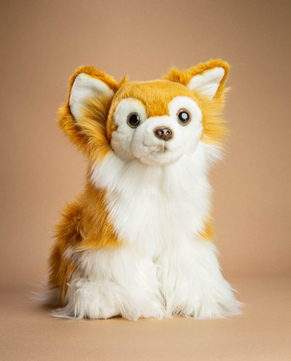 Long Haired Chihuahua soft toy gift - Send a Cuddly