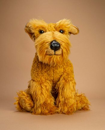 Airedale Soft Toy Dog Gift - Send a Cuddly