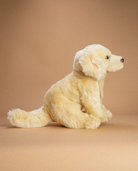Golden Retriever Soft Toy Gift - Send a Cuddly