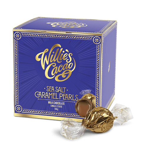 Willie's Milk and Sea Salt Pearls