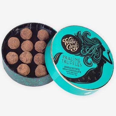 Seasalt Truffles