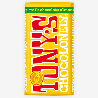Chocolonely Honey and Nougat