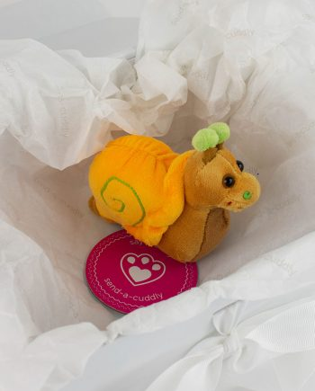 Babette Snail Soft Toy Gift