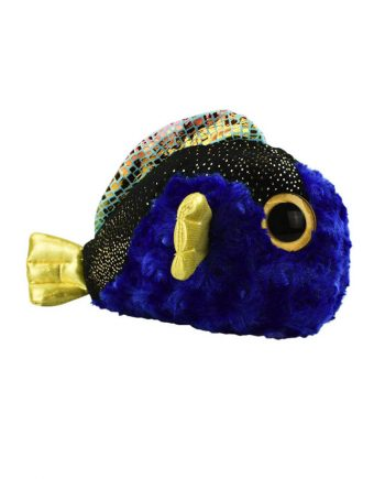 Blue Tang Fish Soft toy