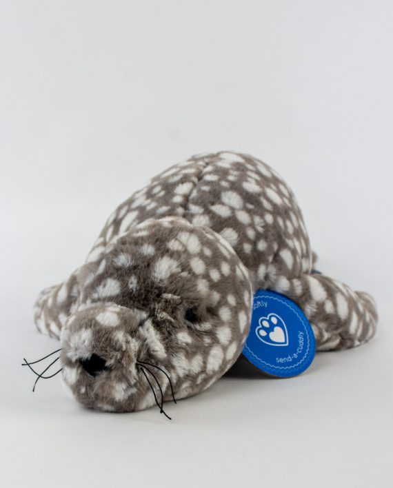 Jellycat Leopard Seal Soft Toy - Send a Cuddly
