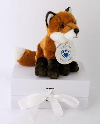 Fantastic Fox cuddly gift