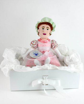 Jane Austen Doll Gift