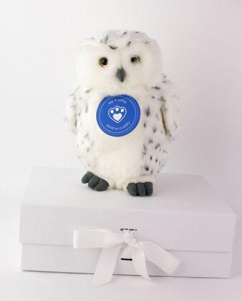 Large Splendid Snowy Owl gift