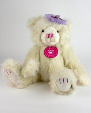 Lola Silver Tag Bear