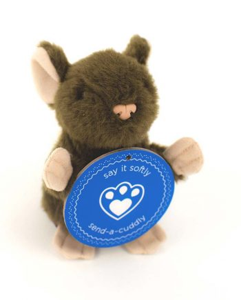Lovable Brown Mouse gift