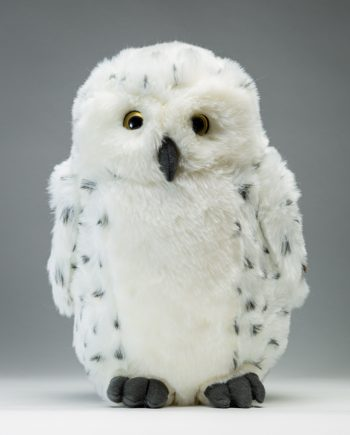 Snowy Owl Soft Toy - Send a Cuddly