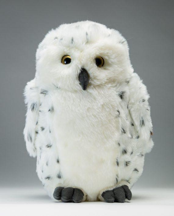 Snowy Owl Soft Toy - Send a Cuddly