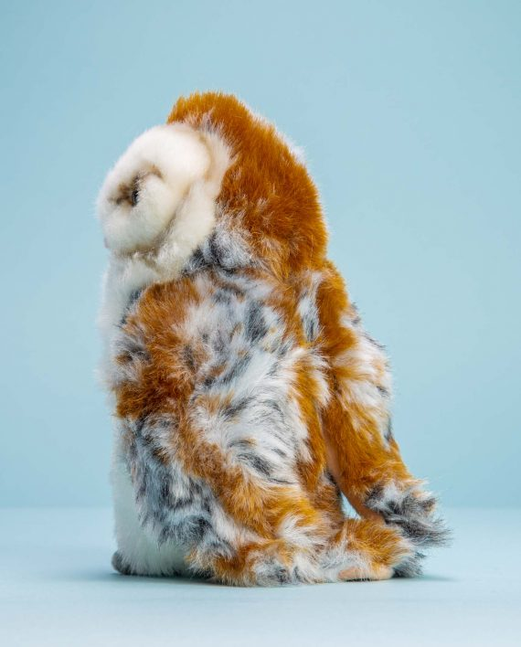 Barn Owl Soft Toy Gift- Send a Cuddly