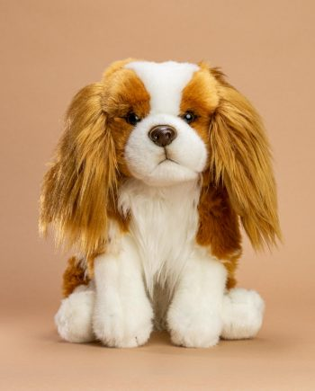 Blenheim Cavalier King Charles Spaniel Dog Soft Toy - Send a Cuddly