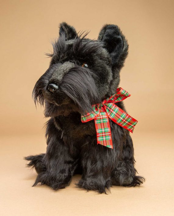 Scottish Terrier dog soft toy gift idea - Send a Cuddly