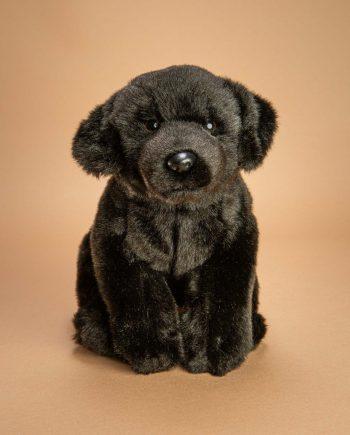 Black Labrador Soft toy gift - Send a Cuddly