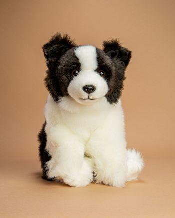 Border collie dog soft toy gift - Send a Cuddly