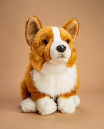 Classic Corgi Soft toy gift - Send a Cuddly