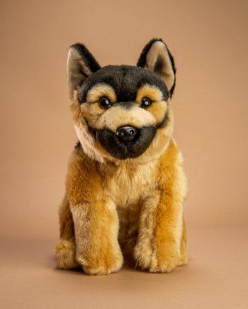 German Shepherd soft toy gift - Send a Cuddly