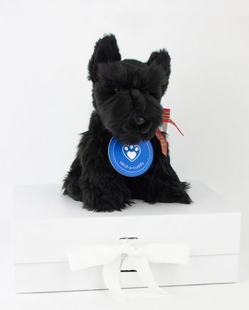Smart Scottish Terrier dog gift idea