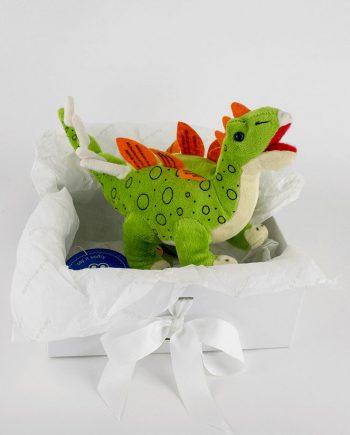Snappy Stegosaurus dinosaur gift idea