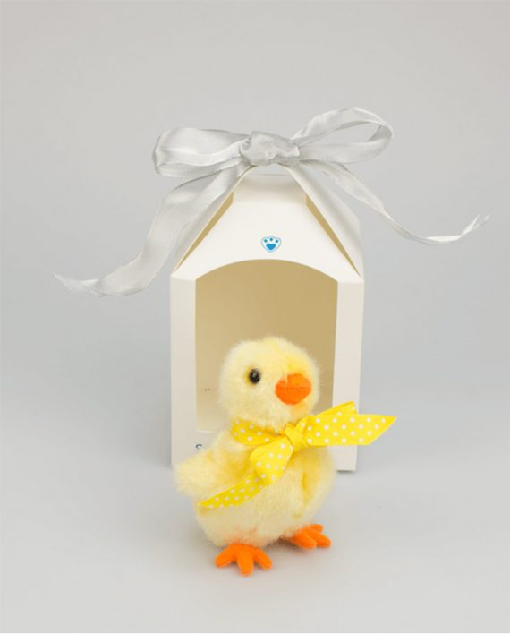 Yellow Easter Chick gift