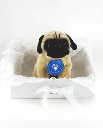 pug soft toy gift