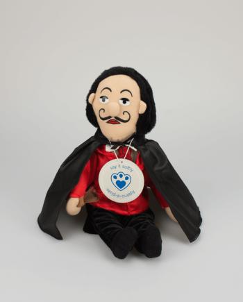 Salvador Dali doll gift