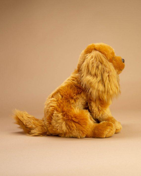 Cavalier Ruby King Charles Spaniel dog soft toy gift - Send a Cuddly