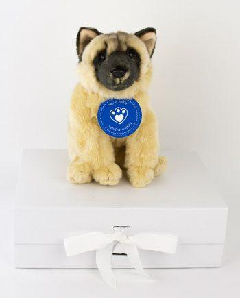 Akita Soft Toy