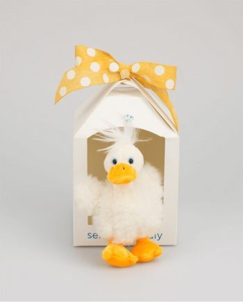 Duckling soft toy gift