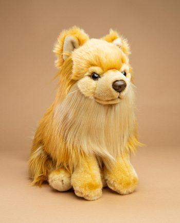Pomeranian dog soft toy gift - Send a Cuddly