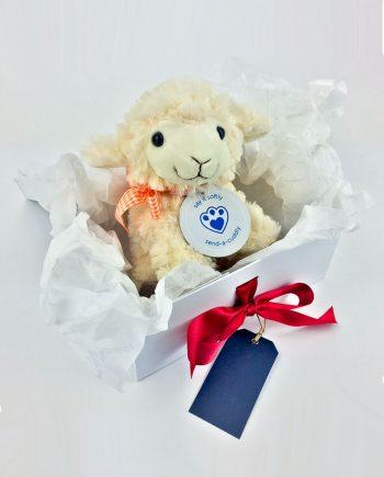Sweet Lamb cute soft toy gift