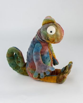 Colin the Chameleon - Send a Cuddly