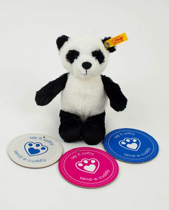 Tiny Steiff Ming Panda cute gift idea