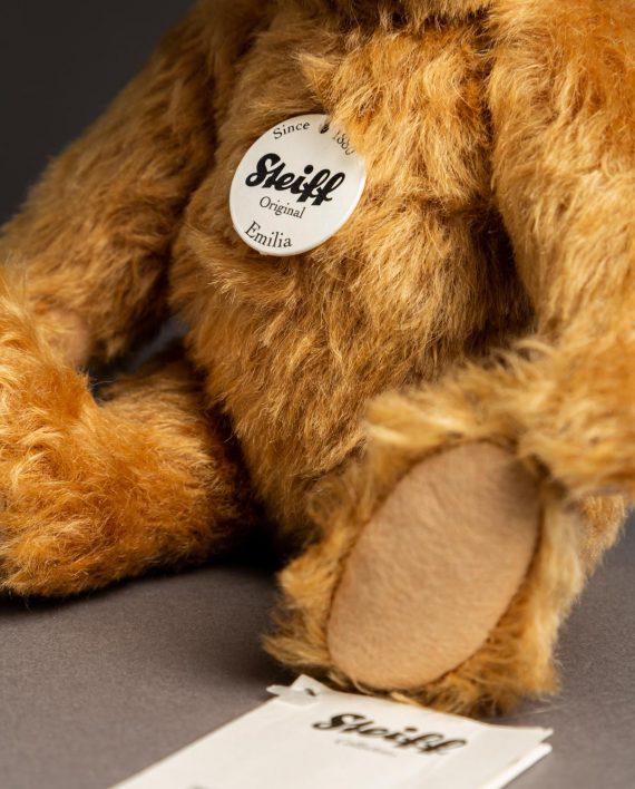 Emilia Teddy Bear by Steiff- Send a Cuddly