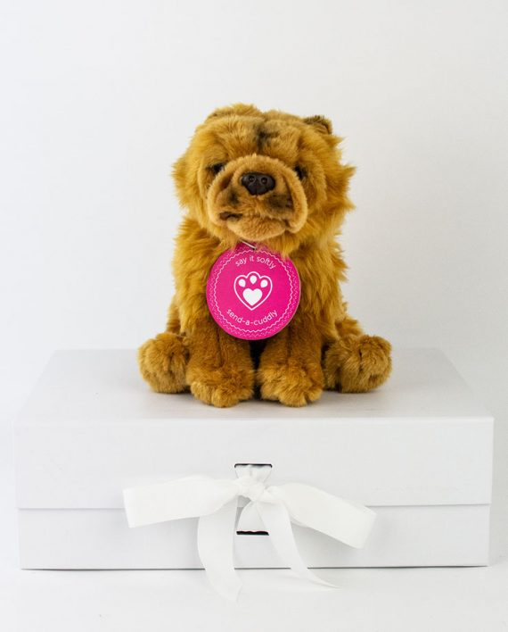 Chow Chow Soft Toy