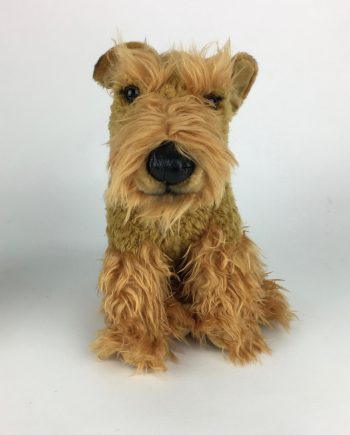 Airedale Soft Toy Dog