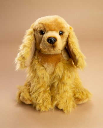 Cocker Spaniel Dog Soft Toy Gift - Send a Cuddly