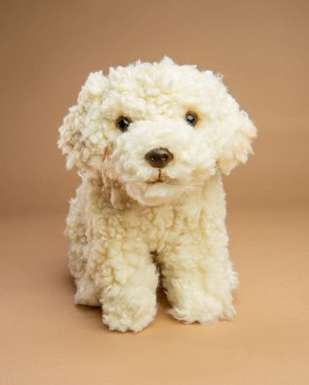 Labradoodle dog soft toy gift - Send a Cuddly