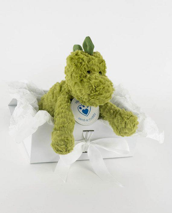 Jellycat Fuddlewuddle dinosaur gift