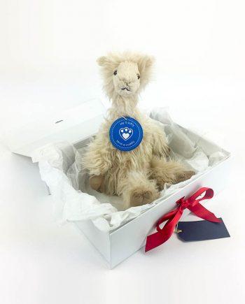 Jellycat Luis Llama soft toy