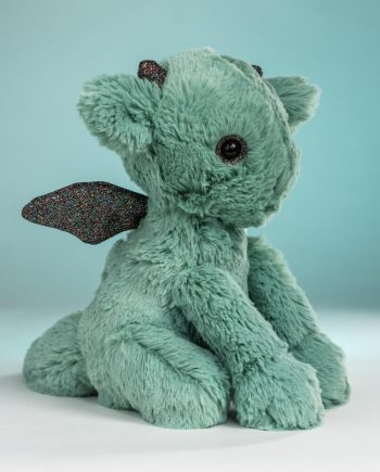 Jellycat Starry-Eyed Dragon - Send a Cuddly