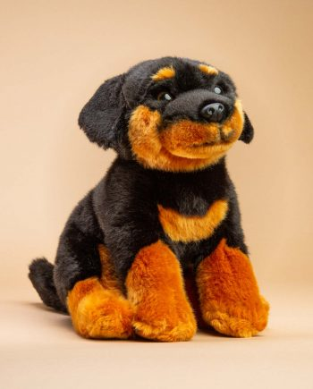 Rottweiler Soft Toy - Send a Cuddly