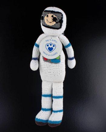 Crochet Spaceman