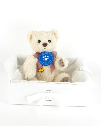 Gerald Teddy Bear by Clemens