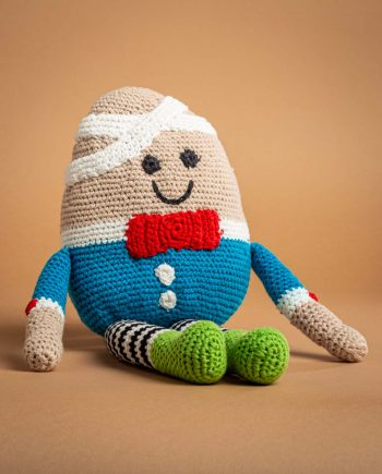Crochet Humpty Dumpty - Send a Cuddly