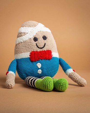 Crochet Humpty Dumpty - Send a Cuddly