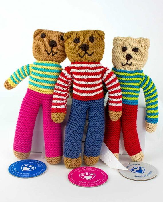 Flipp Crcochet Teddy Bear Gifts